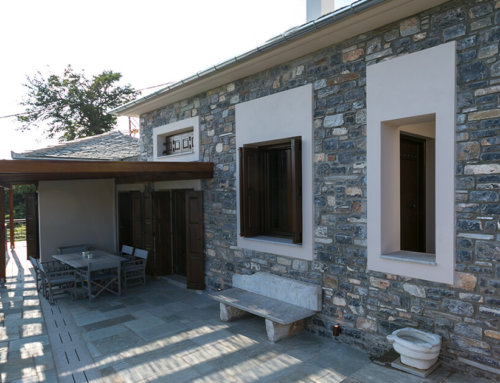 Country House in Mt.Pelion