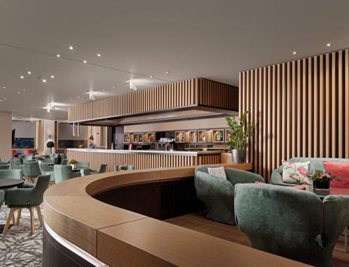 Crowne Plaza Athens – Lobby Bar, 5*